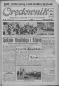 Orędownik: ilustrowany dziennik narodowy i katolicki 1937.05.14 R.67 Nr110