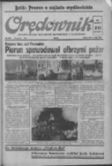 Orędownik: ilustrowany dziennik narodowy i katolicki 1937.05.21 R.67 Nr115