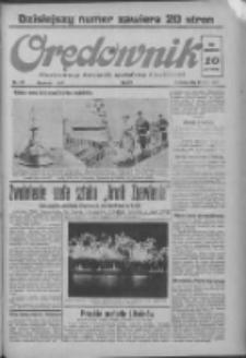 Orędownik: ilustrowany dziennik narodowy i katolicki 1937.05.23 R.67 Nr117