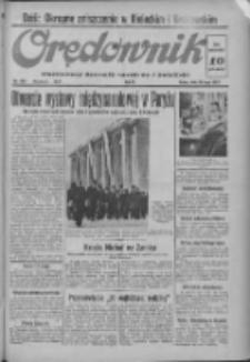 Orędownik: ilustrowany dziennik narodowy i katolicki 1937.05.26 R.67 Nr119