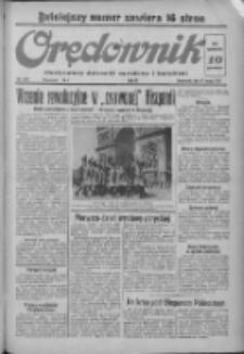 Orędownik: ilustrowany dziennik narodowy i katolicki 1937.05.27 R.67 Nr120