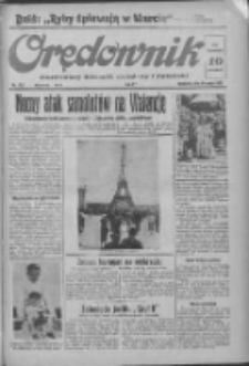 Orędownik: ilustrowany dziennik narodowy i katolicki 1937.05.30 R.67 Nr122