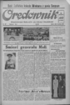 Orędownik: ilustrowany dziennik narodowy i katolicki 1937.06.05 R.67 Nr127