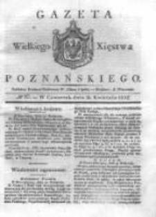 Gazeta Wielkiego Xięstwa Poznańskiego 1832.04.26 Nr97