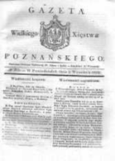 Gazeta Wielkiego Xięstwa Poznańskiego 1832.09.03 Nr205