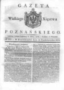 Gazeta Wielkiego Xięstwa Poznańskiego 1832.10.15 Nr241