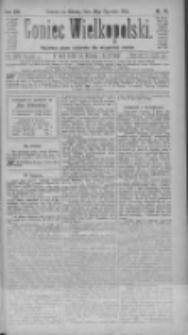 Goniec Wielkopolski: najtańsze pismo codzienne dla wszystkich stanów 1884.01.19 R.8 Nr16