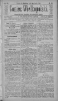 Goniec Wielkopolski: najtańsze pismo codzienne dla wszystkich stanów 1884.03.09 R.8 Nr58