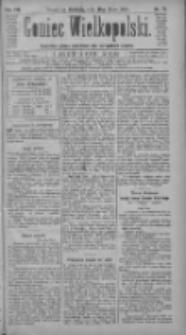 Goniec Wielkopolski: najtańsze pismo codzienne dla wszystkich stanów 1884.03.30 R.8 Nr75
