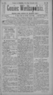 Goniec Wielkopolski: najtańsze pismo codzienne dla wszystkich stanów 1884.04.17 R.8 Nr89