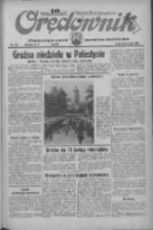 Orędownik: ilustrowane pismo narodowe i katolickie 1936.07.08 R.66 Nr156