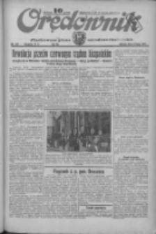 Orędownik: ilustrowane pismo narodowe i katolickie 1936.07.21 R.66 Nr167