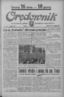 Orędownik: ilustrowane pismo narodowe i katolickie 1936.08.02 R.66 Nr178