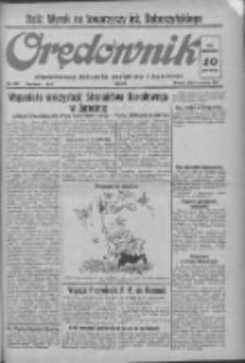 Orędownik: ilustrowany dziennik narodowy i katolicki 1937.06.08 R.67 Nr129