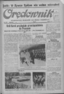 Orędownik: ilustrowany dziennik narodowy i katolicki 1937.06.11 R.67 Nr132