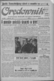 Orędownik: ilustrowany dziennik narodowy i katolicki 1937.06.13 R.67 Nr134