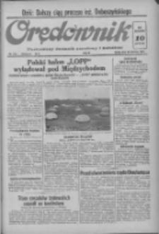 Orędownik: ilustrowany dziennik narodowy i katolicki 1937.06.23 R.67 Nr142