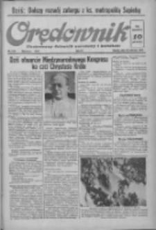 Orędownik: ilustrowany dziennik narodowy i katolicki 1937.06.26 R.67 Nr145