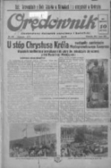 Orędownik: ilustrowany dziennik narodowy i katolicki 1937.07.01 R.67 Nr148