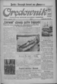Orędownik: ilustrowany dziennik narodowy i katolicki 1937.07.04 R.67 Nr151