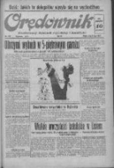 Orędownik: ilustrowany dziennik narodowy i katolicki 1937.07.09 R.67 Nr155