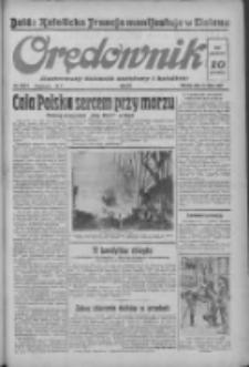 Orędownik: ilustrowany dziennik narodowy i katolicki 1937.07.13 R.67 Nr158A