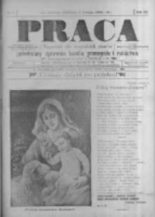 Praca: tygodnik dla wszystkich stanów, poświęcony sprawom handlu, przemysłu i rolnictwa. 1898.02.06 R.3 nr6
