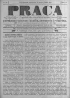 Praca: tygodnik dla wszystkich stanów, poświęcony sprawom handlu, przemysłu i rolnictwa. 1898.03.06 R.3 nr10