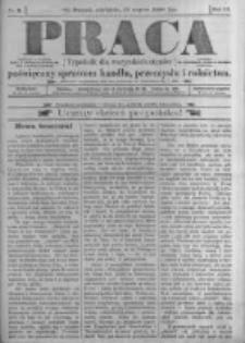 Praca: tygodnik dla wszystkich stanów, poświęcony sprawom handlu, przemysłu i rolnictwa. 1898.03.13 R.3 nr11