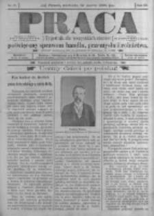 Praca: tygodnik dla wszystkich stanów, poświęcony sprawom handlu, przemysłu i rolnictwa. 1898.03.20 R.3 nr12