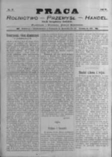 Praca: tygodnik dla wszystkich stanów, poświęcony sprawom handlu, przemysłu i rolnictwa. 1898.05.01 R.3 nr18