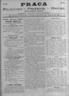 Praca: tygodnik illustrowany, ekonomiczno-społeczny i belletrystyczny dla wszystkich stanów. 1898.09.18 R.3 nr38