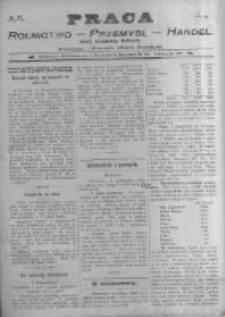 Praca: tygodnik illustrowany, ekonomiczno-społeczny i belletrystyczny dla wszystkich stanów. 1898.11.06 R.3 nr45