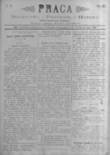 Praca: tygodnik illustrowany, ekonomiczno-społeczny i belletrystyczny dla wszystkich stanów. 1898.11.13 R.3 nr46