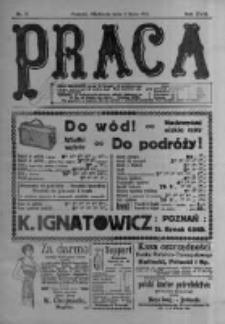 Praca: tygodnik polityczny i literacki, illustrowany. 1913.07.06 R.17 nr27