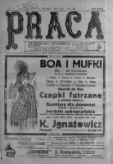 Praca: tygodnik polityczny i literacki, illustrowany. 1913.11.02 R.17 nr44