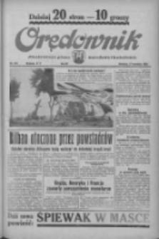 Orędownik: ilustrowane pismo narodowe i katolickie 1936.09.27 R.66 Nr225