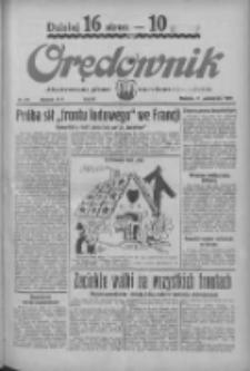 Orędownik: ilustrowane pismo narodowe i katolickie 1936.10.11 R.66 Nr237