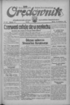 Orędownik: ilustrowane pismo narodowe i katolickie 1936.10.13 R.66 Nr238
