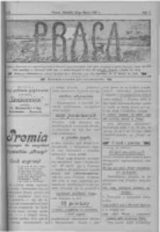 Praca: tygodnik illustrowany. 1901.03.31 R.5 nr13