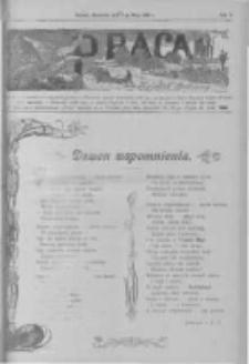 Praca: tygodnik illustrowany. 1901.05.05 R.5 nr18