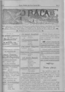 Praca: tygodnik illustrowany. 1901.06.23 R.5 nr25