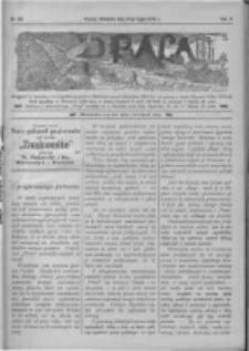 Praca: tygodnik illustrowany. 1901.07.14 R.5 nr28