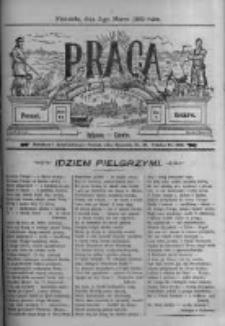 Praca: tygodnik illustrowany. 1902.03.02 R.6 nr9