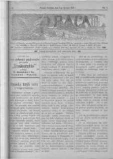Praca: tygodnik illustrowany. 1901.08.11 R.5 nr32