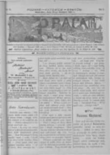 Praca: tygodnik illustrowany. 1901.12.22 R.5 nr51