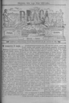 Praca: tygodnik illustrowany. 1902.05.04 R.6 nr18
