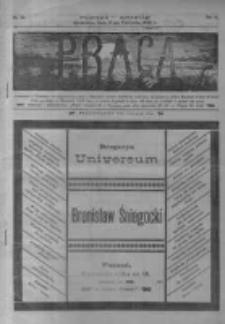 Praca: tygodnik illustrowany. 1902.08.17 R.6 nr33