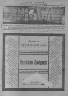 Praca: tygodnik illustrowany. 1902.10.05 R.6 nr40