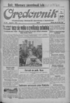 Orędownik: ilustrowany dziennik narodowy i katolicki 1937.07.18 R.67 Nr163